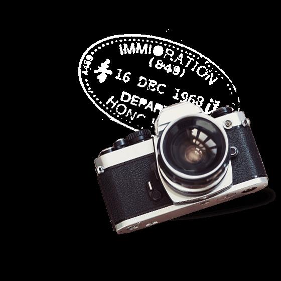 ランチトリップ カメラ